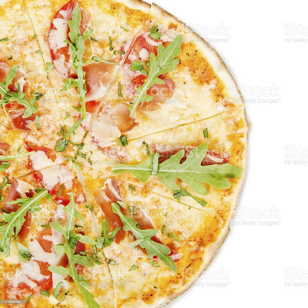 italian pizza royalty-free stock photo