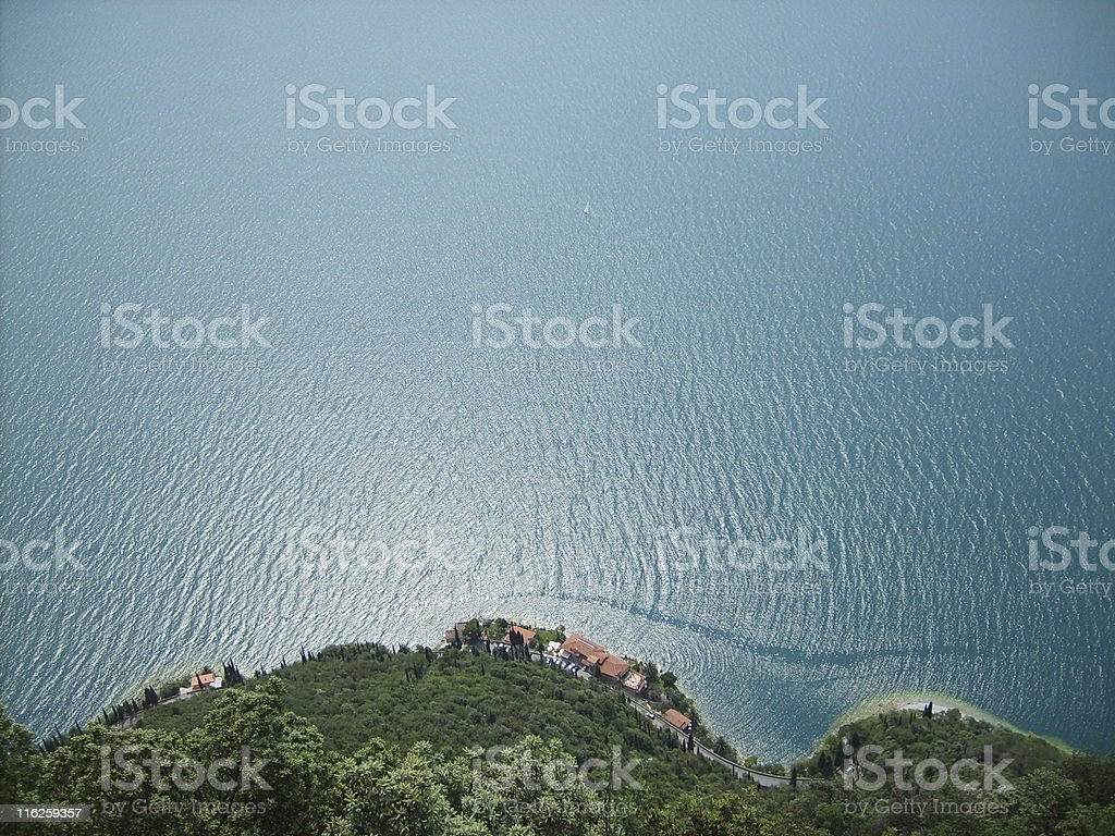 Italian scenery royalty-free stock photo