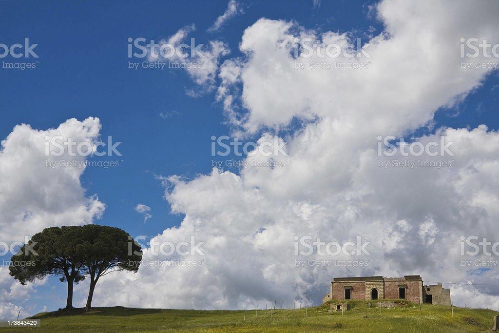 Italian Scenic royalty-free stock photo