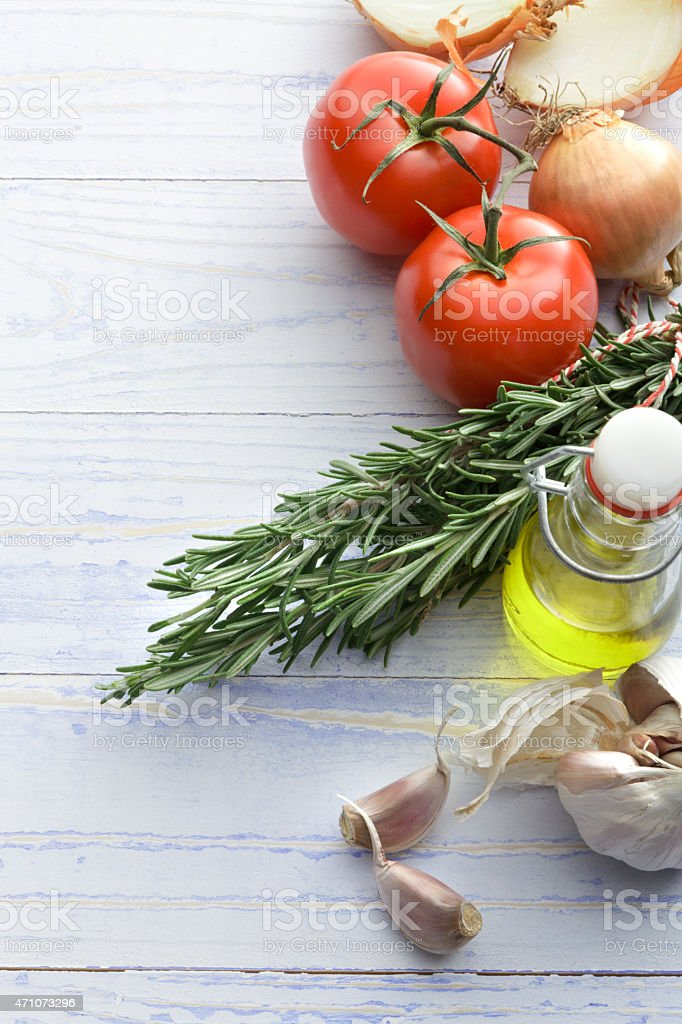Italian Stills: Preparation stock photo