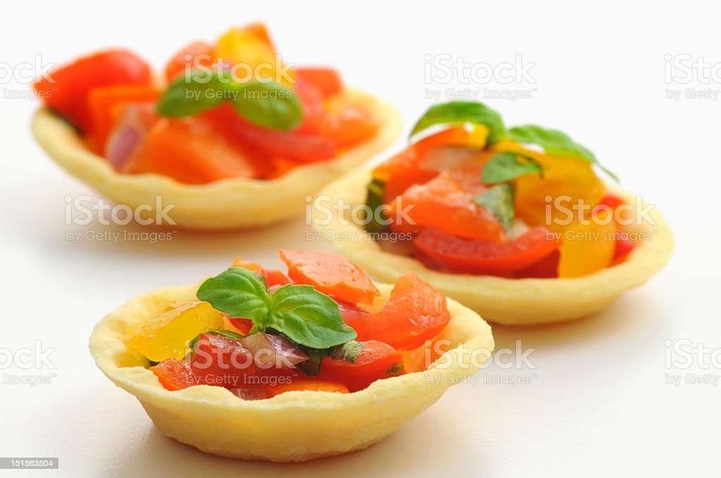 Italian Style Appetizer royalty-free stock photo