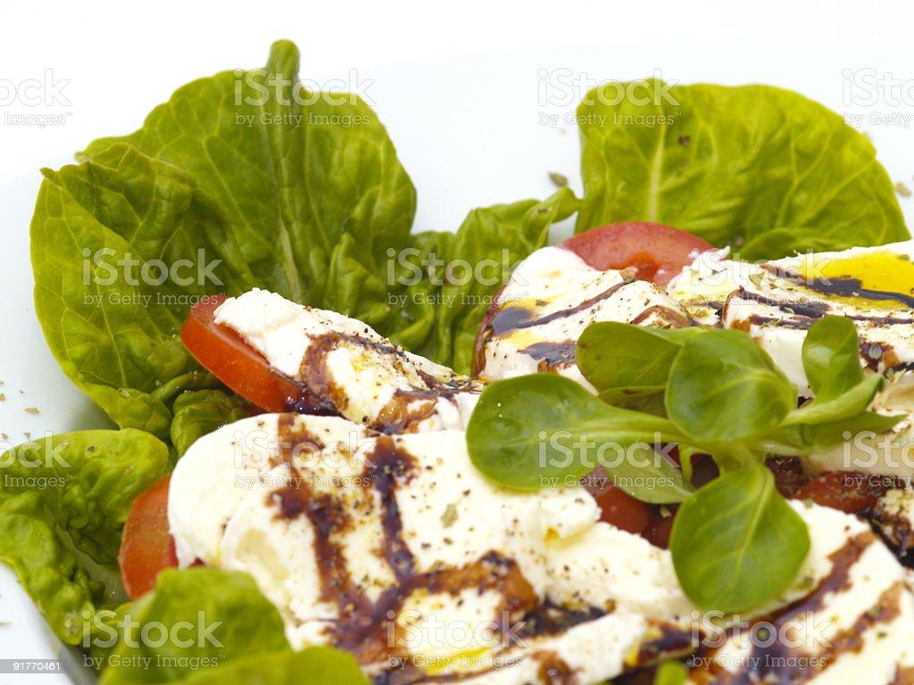 italian style salad royalty-free stock photo