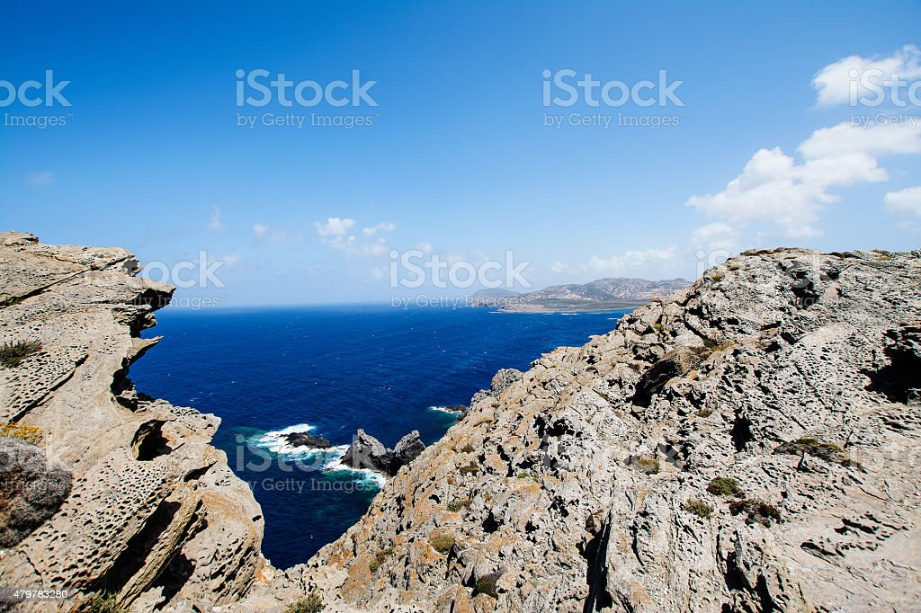 Italian summer stock photo