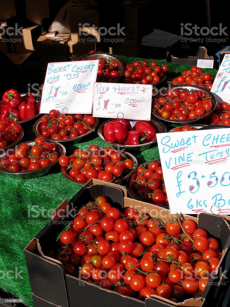 italian tomatoes royalty-free stock photo