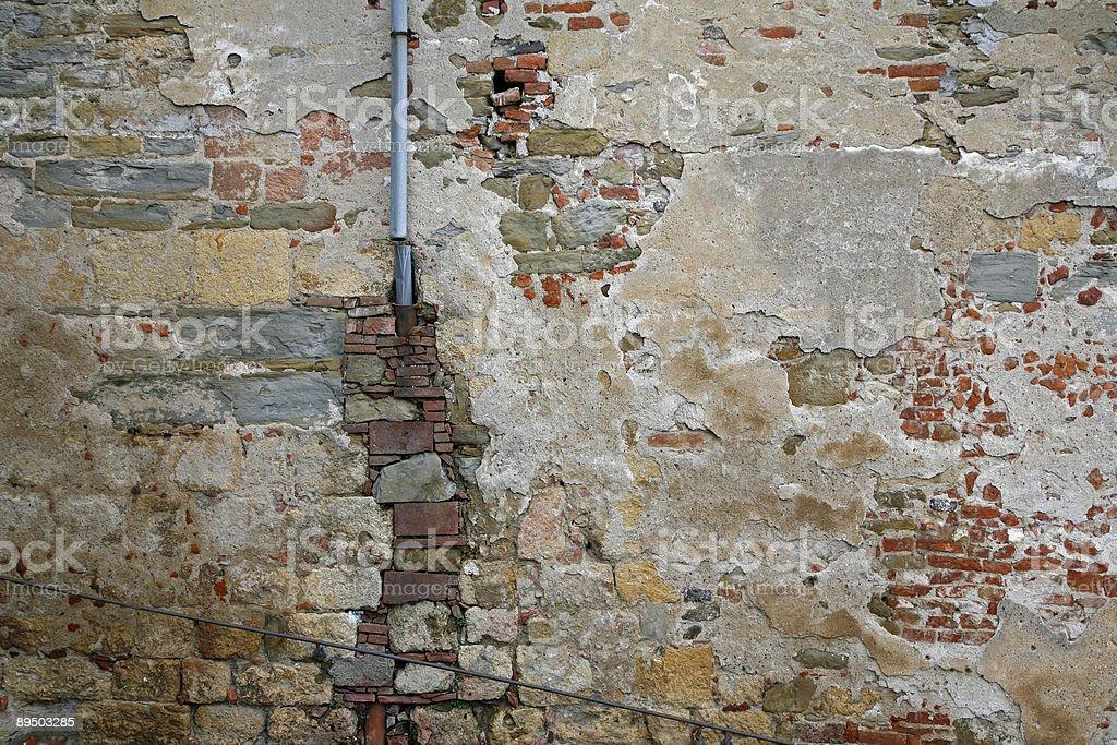 Italian wall royalty-free stock photo
