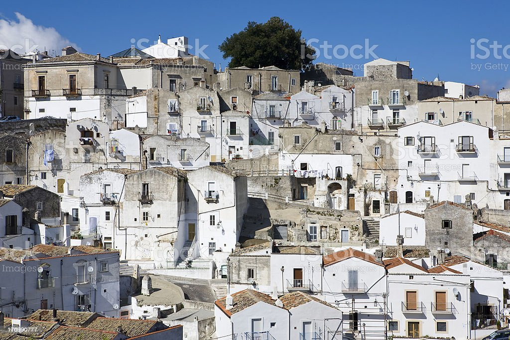Italy, a country architecture of Puglia stock photo