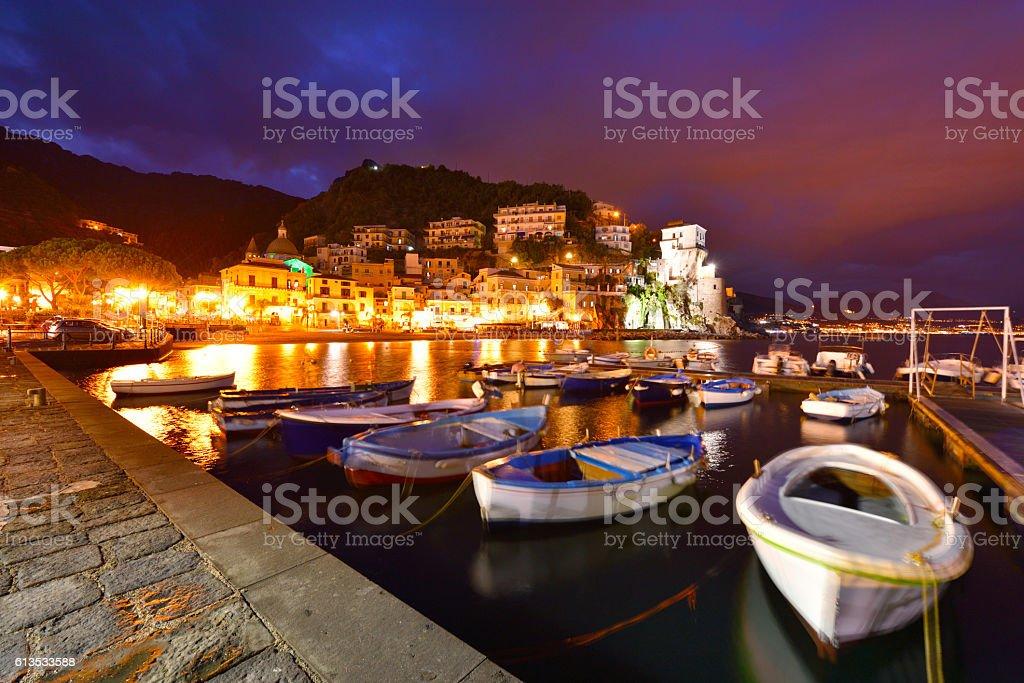 Italy, Cetara stock photo