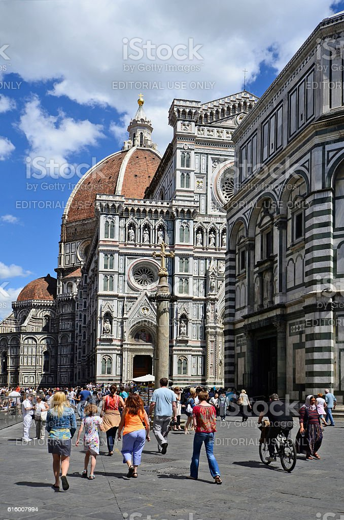 Italy, Florence stock photo