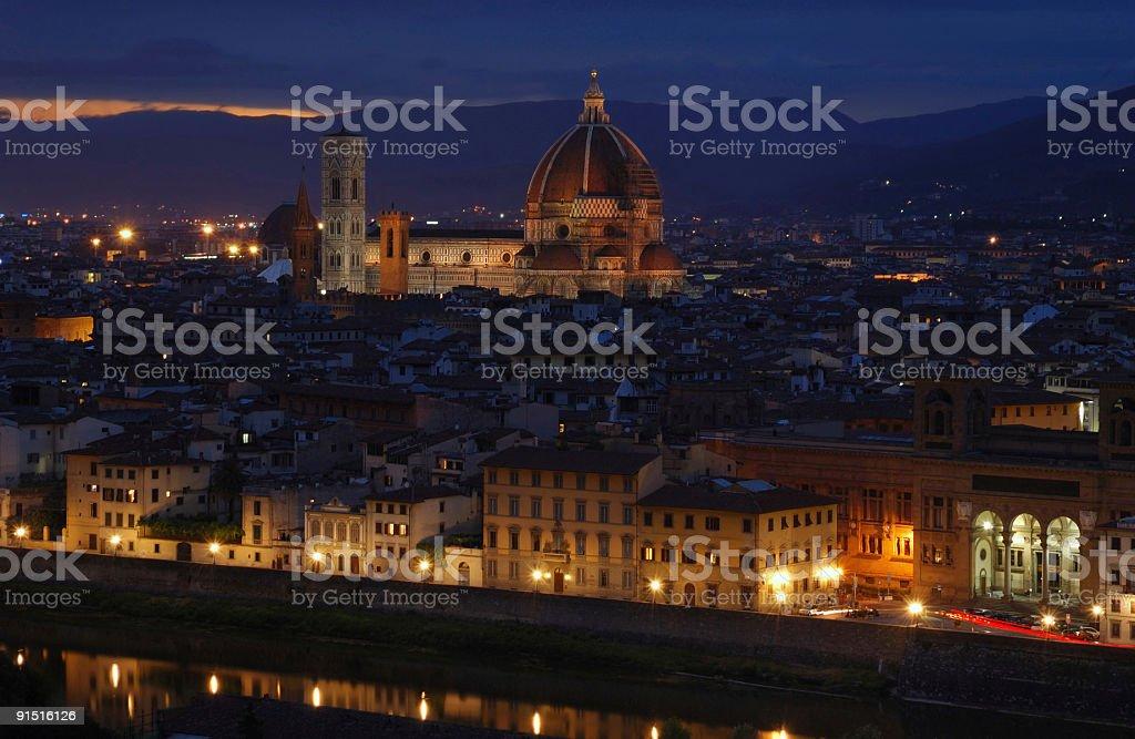 Italy, Florence royalty-free stock photo