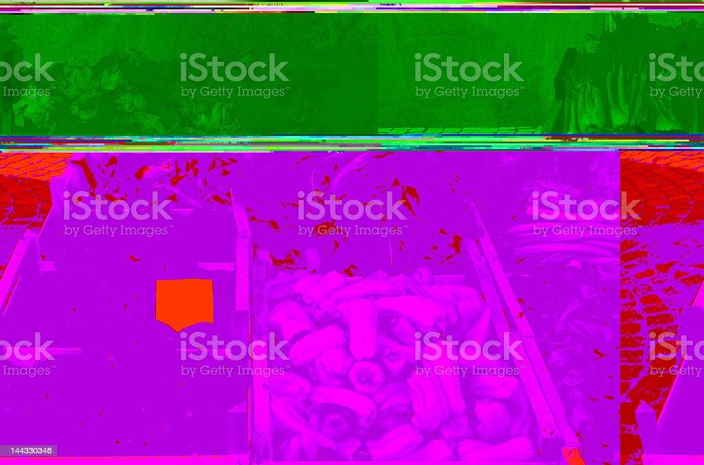Italy market royalty-free stock photo
