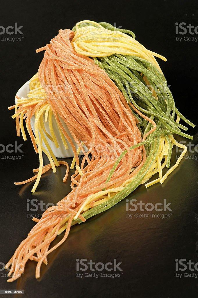 Italy pasta stock photo