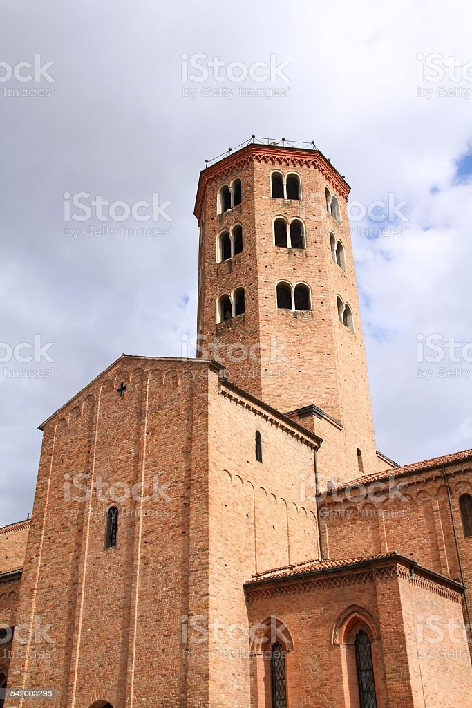 Italy - Piacenza stock photo
