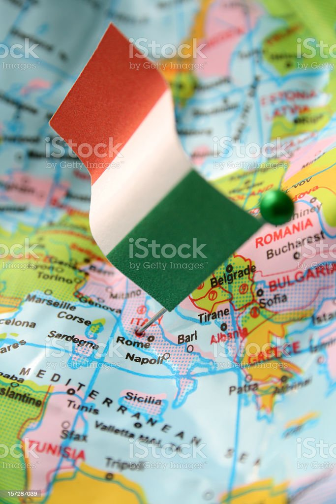 Italy royalty-free stock photo