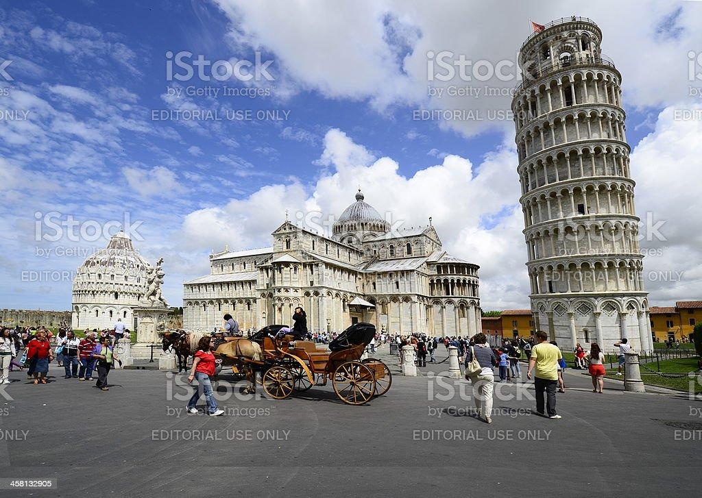 'Italy, Pisa' stock photo