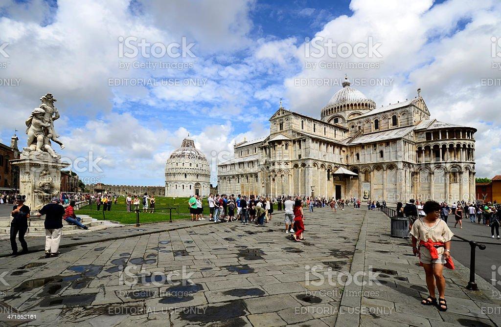 Italy, Pisa stock photo