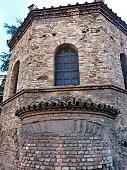 Italy, Ravenna, Baptistery of the Arians