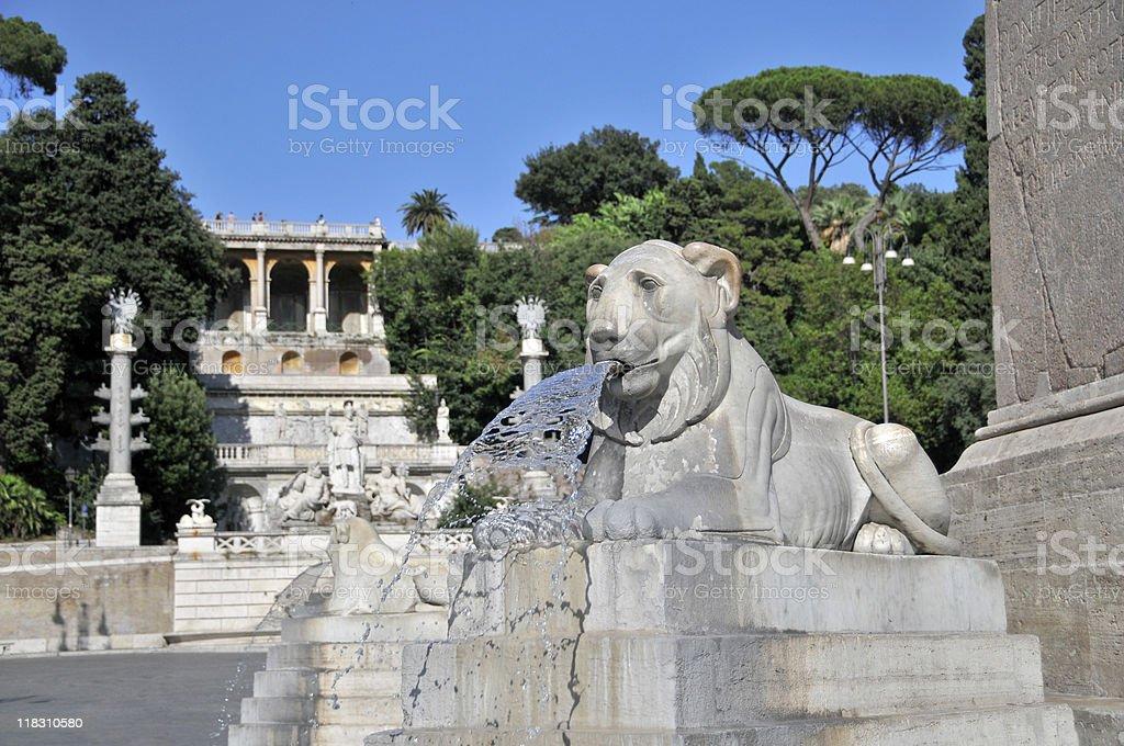 Italy, Rome. royalty-free stock photo