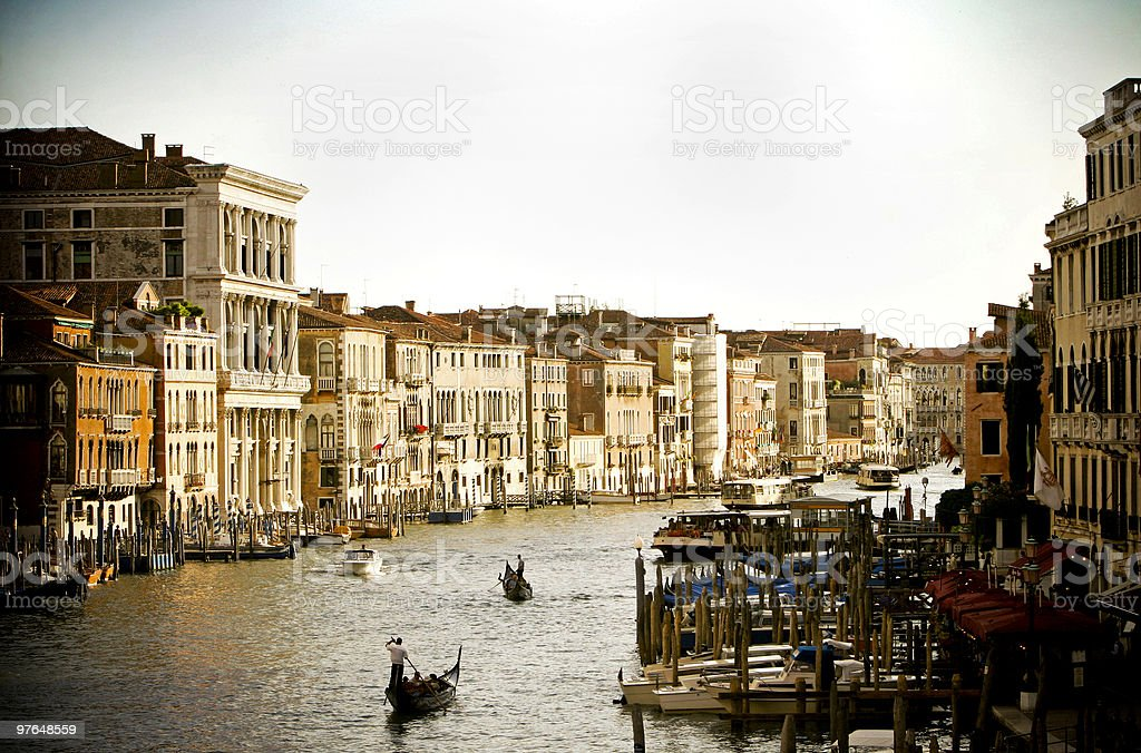 Italy Showcase Portraits royalty-free stock photo