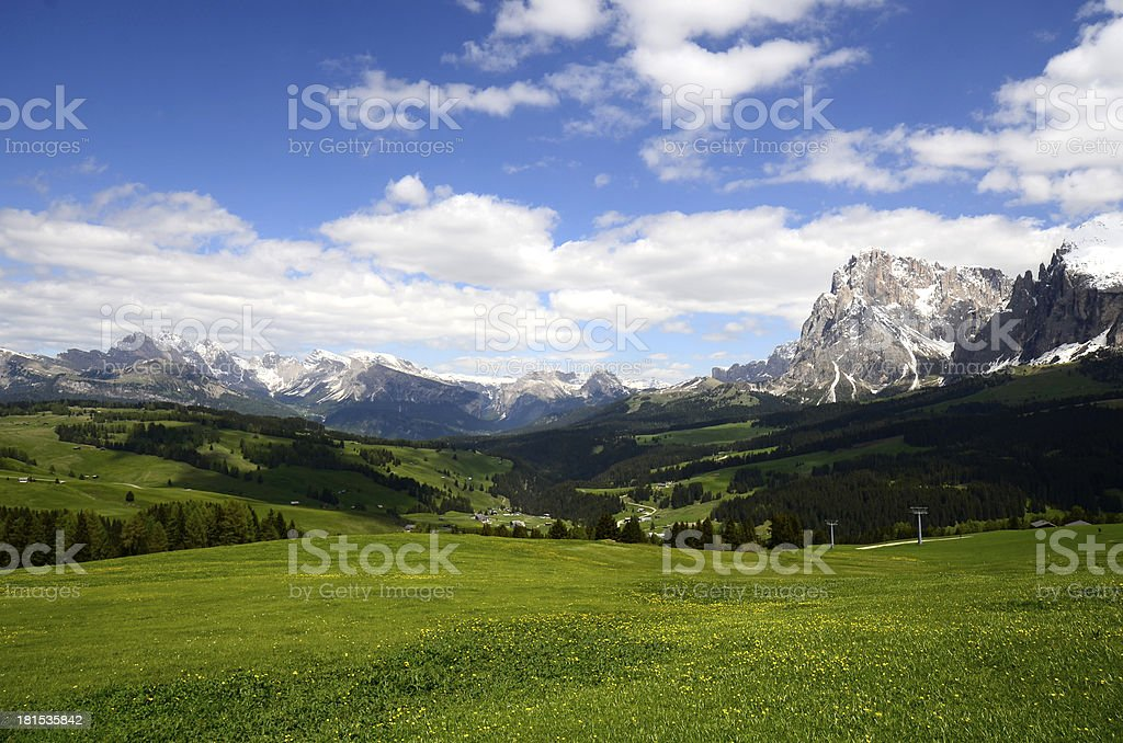 Italy, South Tyrol stock photo