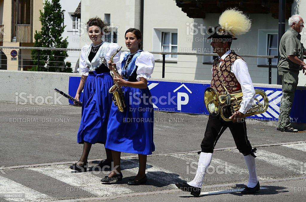 Italy, South Tyrol royalty-free stock photo
