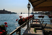 Italy Venice - romantic dinner