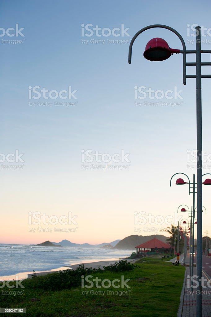 Itanhaém - Brazil stock photo