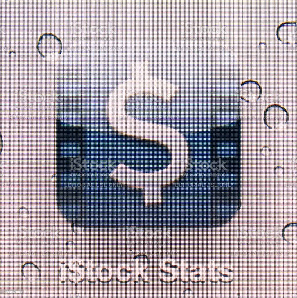 i$tock Stats royalty-free stock photo