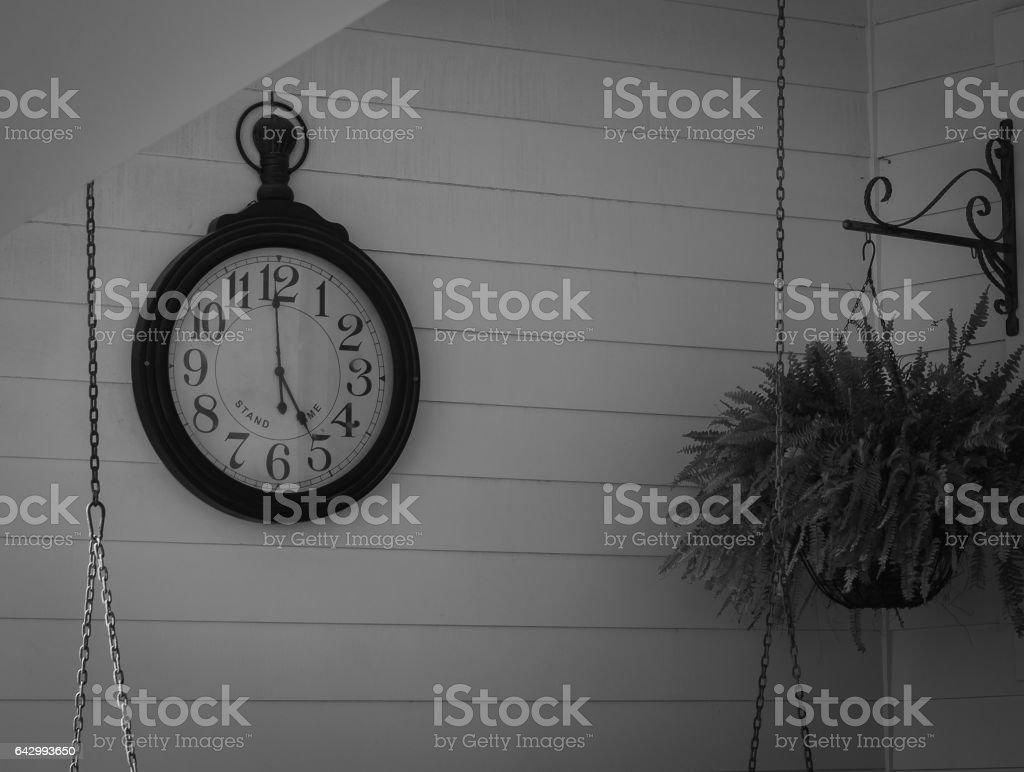 It's 5 o'clock somewhere stock photo