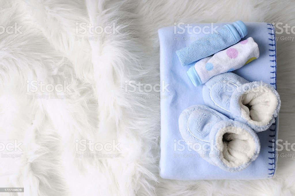 It's A Boy royalty-free stock photo
