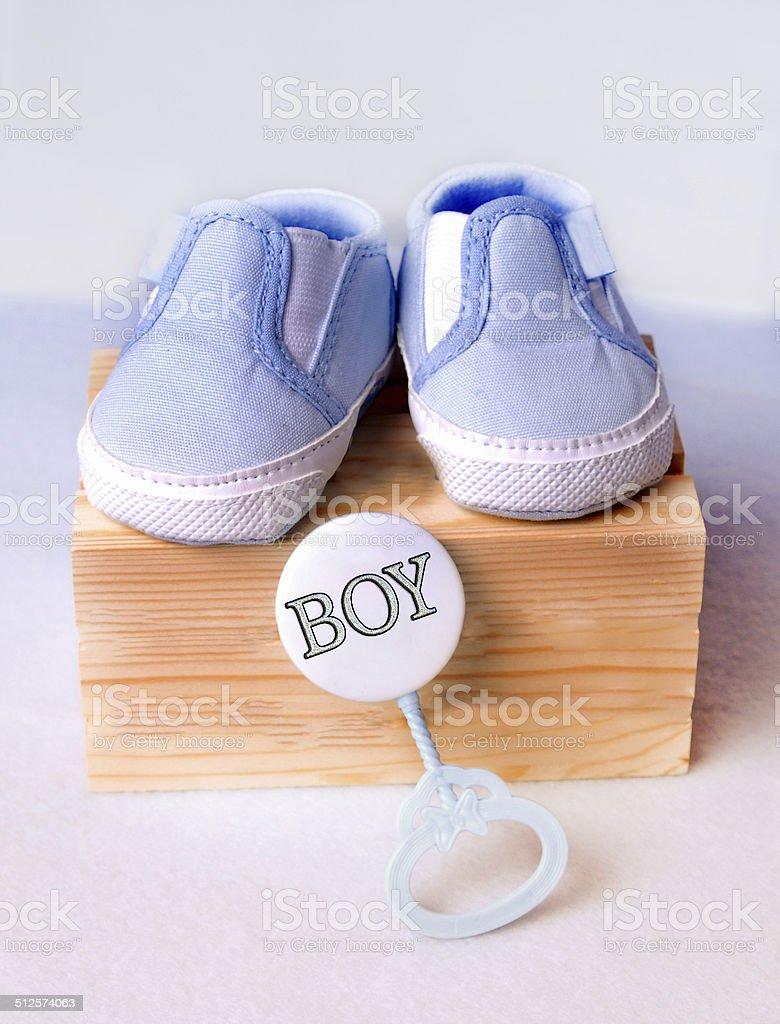 Its a boy stock photo