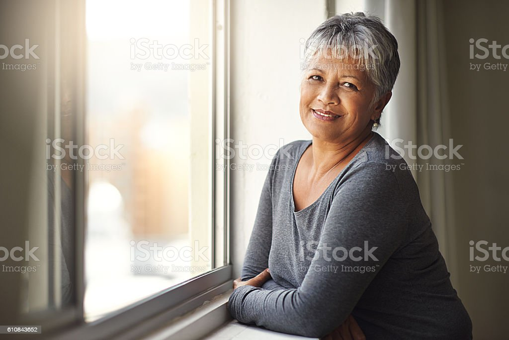 It's a great day to be happy stock photo