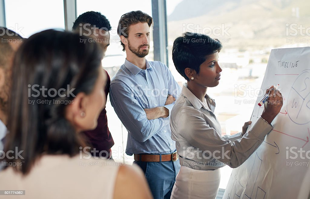 It's a numbers game stock photo