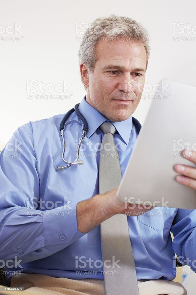 It's a valuable diagnostic tool royalty-free stock photo