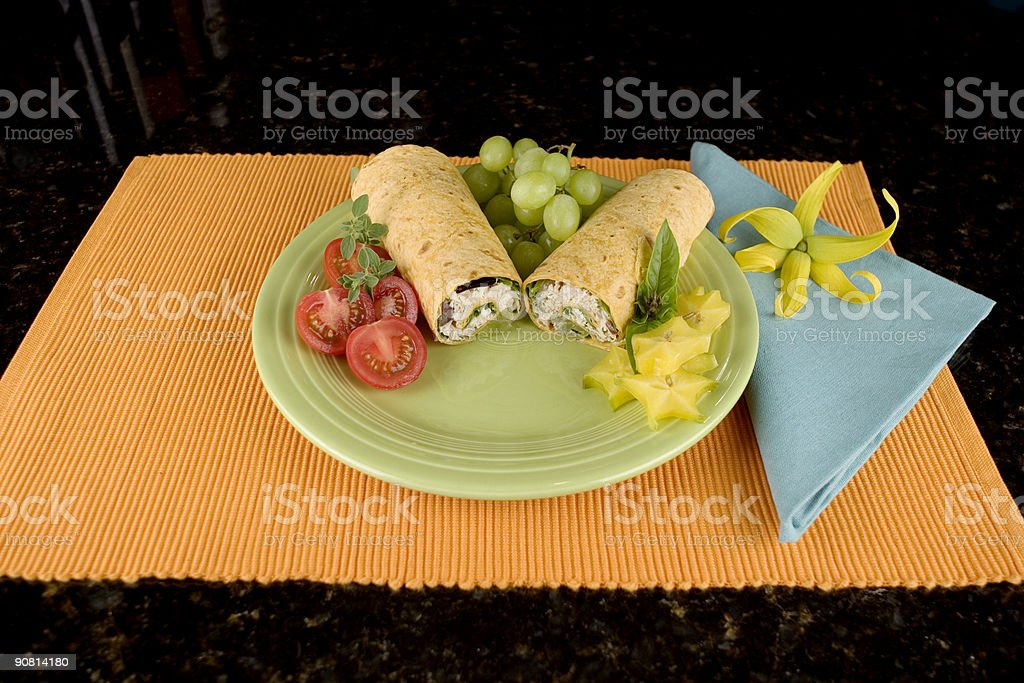 It's a Wrap stock photo