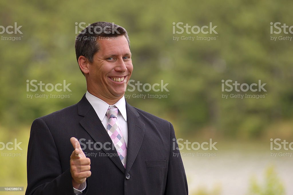 It's all about you! royalty-free stock photo