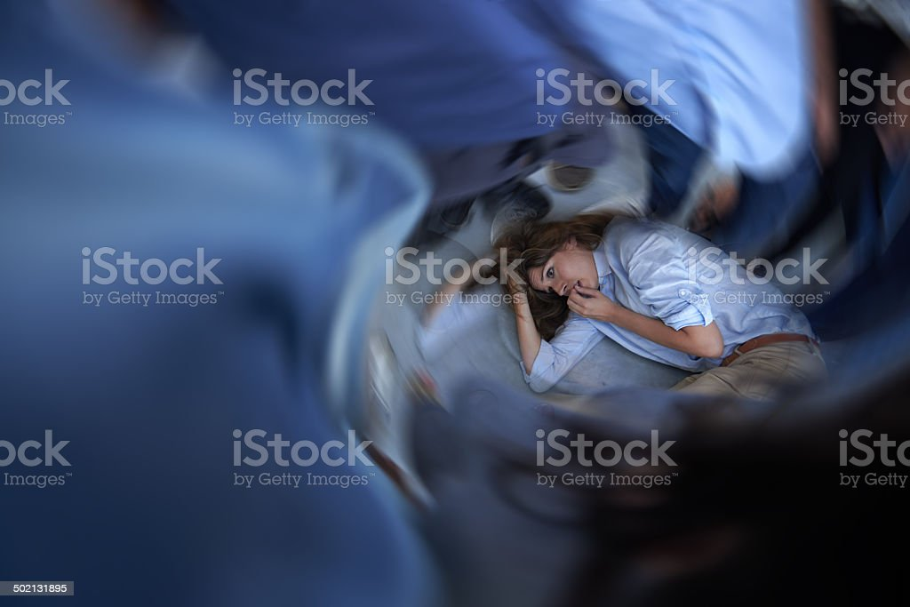 It's all too much stock photo
