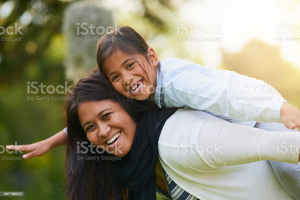 It's always bliss when we're together stock photo