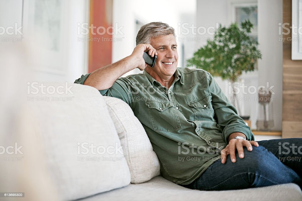 It's been so long since we last spoke stock photo