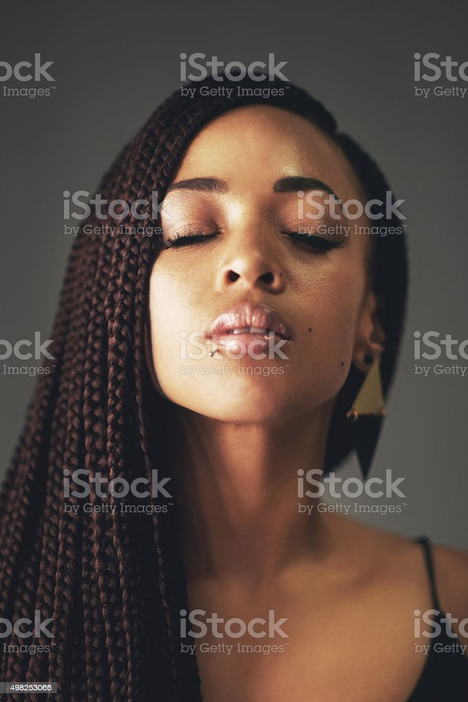 It's called perfection stock photo