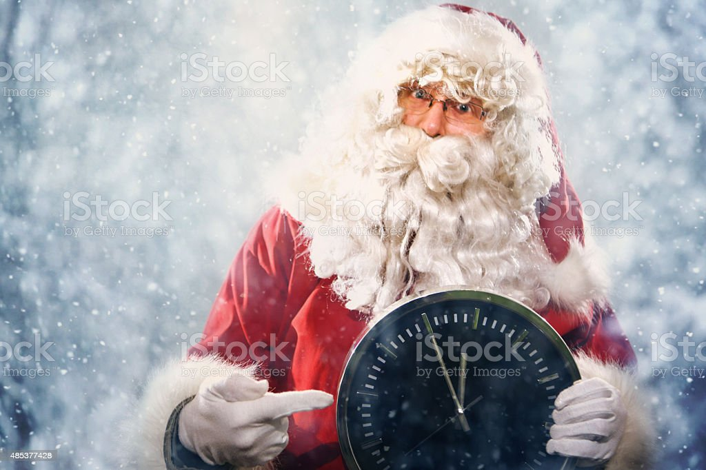 It's Christmas time. stock photo