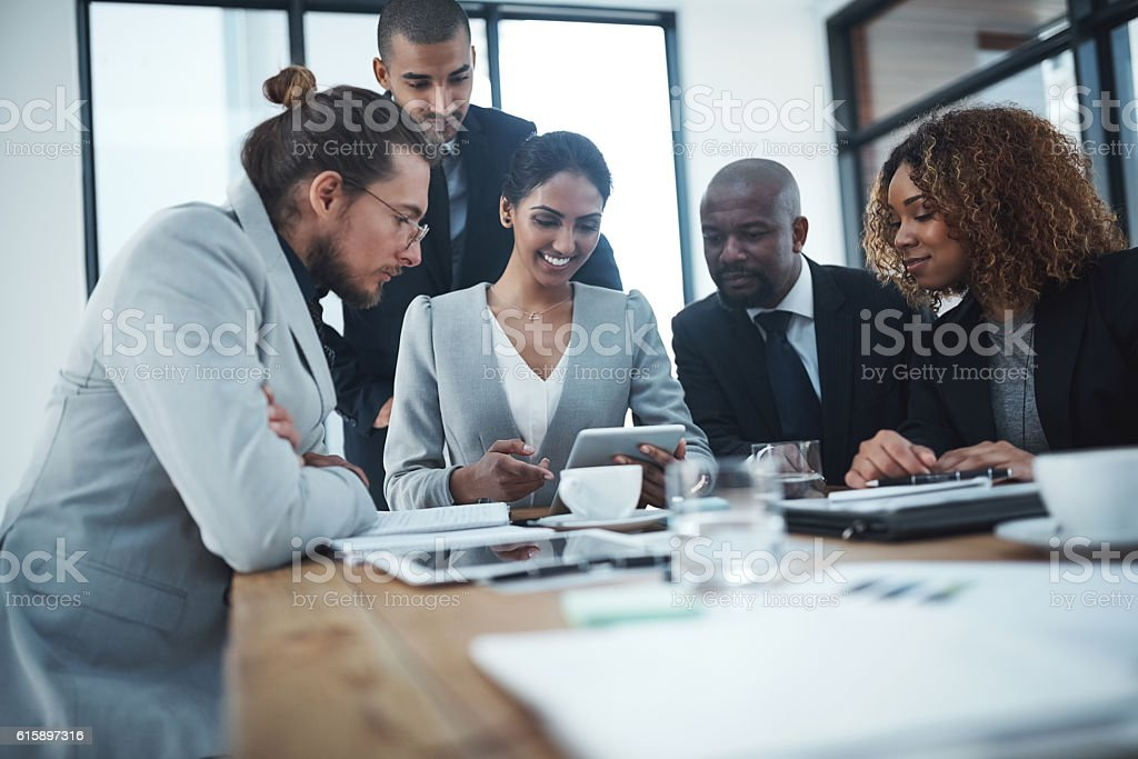 It's crucial to know exactly what your customers think stock photo