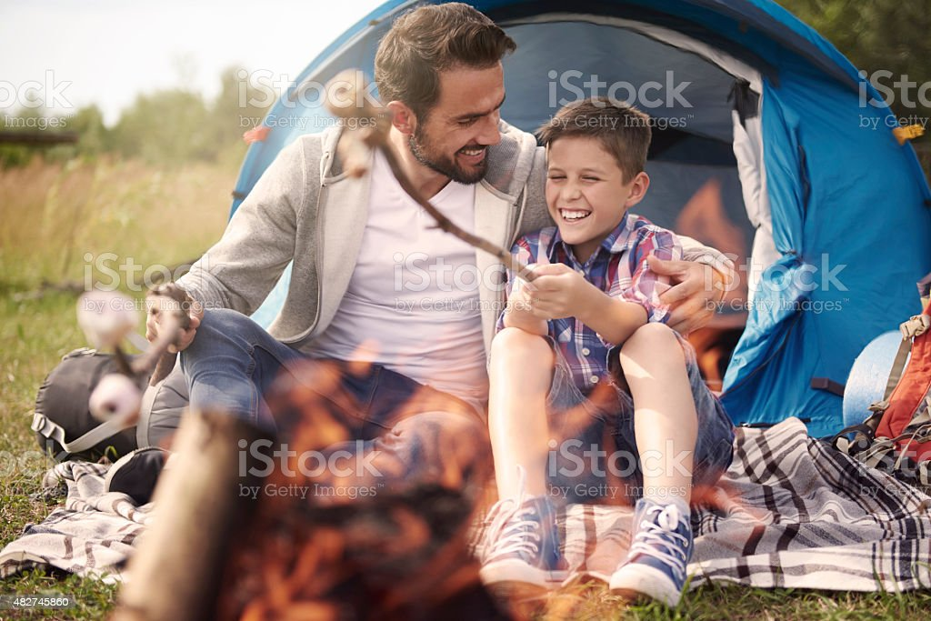 It's day only for boys stock photo