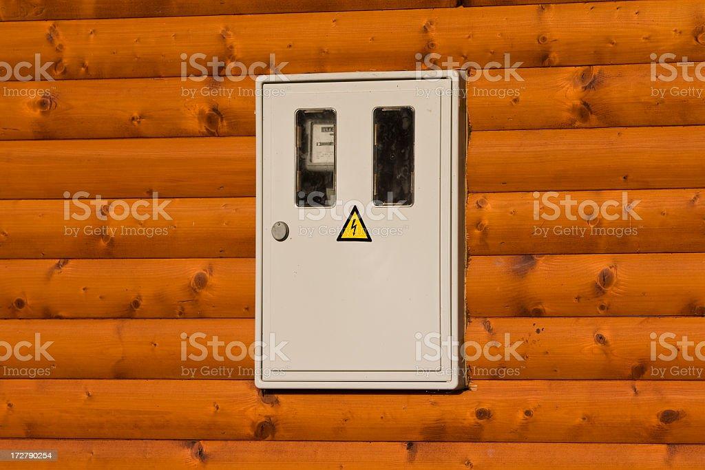 It's electric stock photo