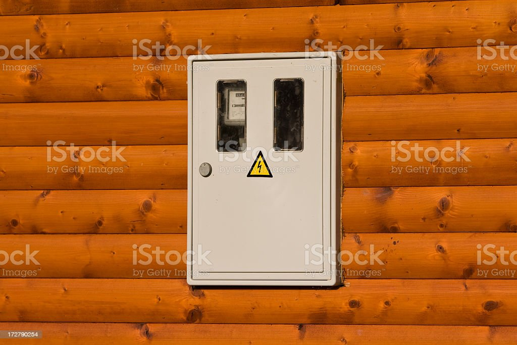 It's electric stock photo