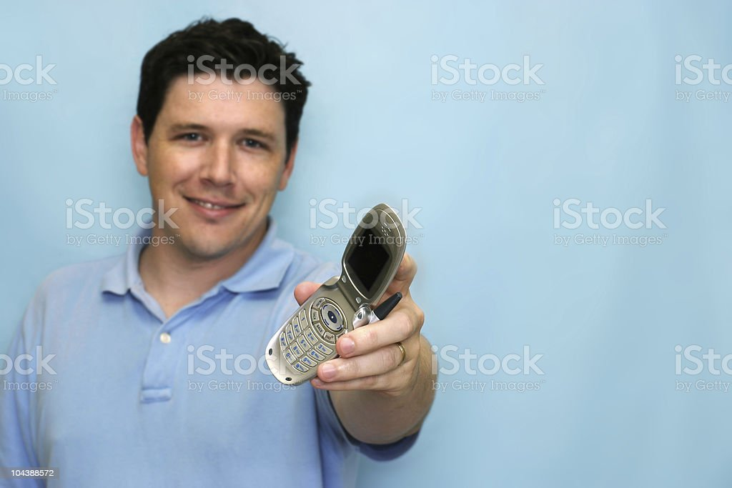It's for you royalty-free stock photo