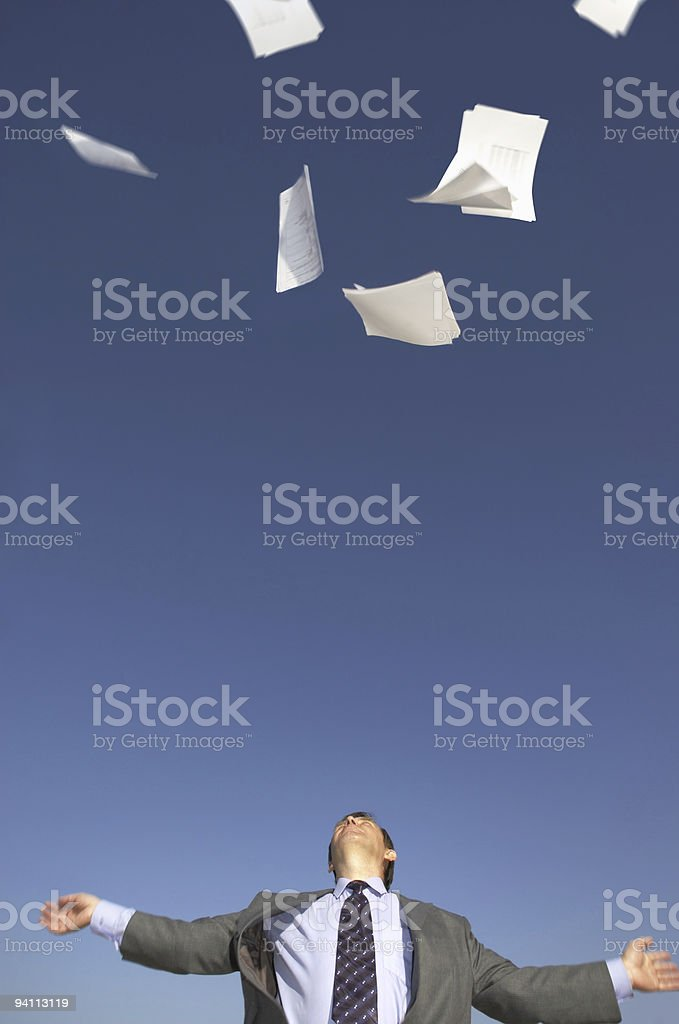 It's freedom! royalty-free stock photo