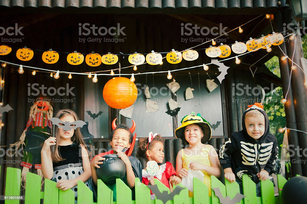 Its Halloween Time stock photo