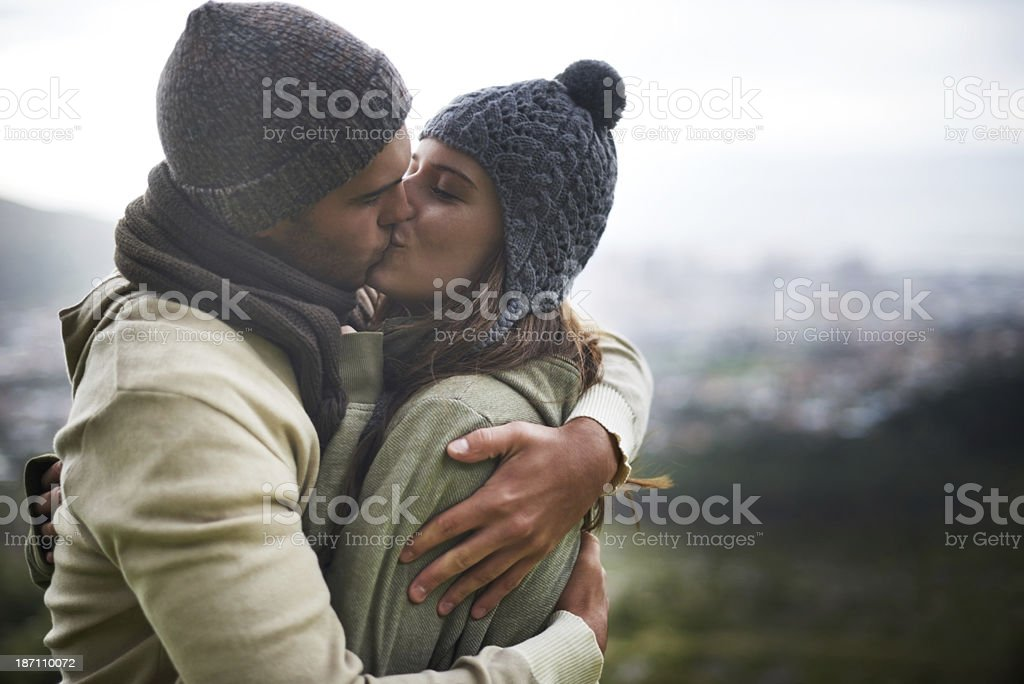 It's just you and me... stock photo