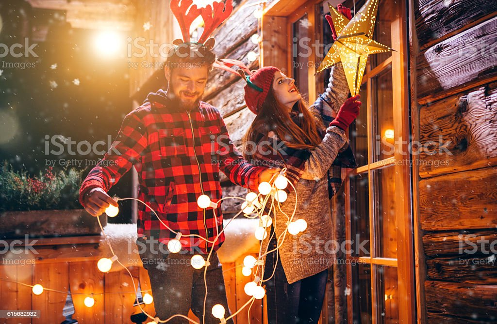 It's most wonderful time of the year stock photo