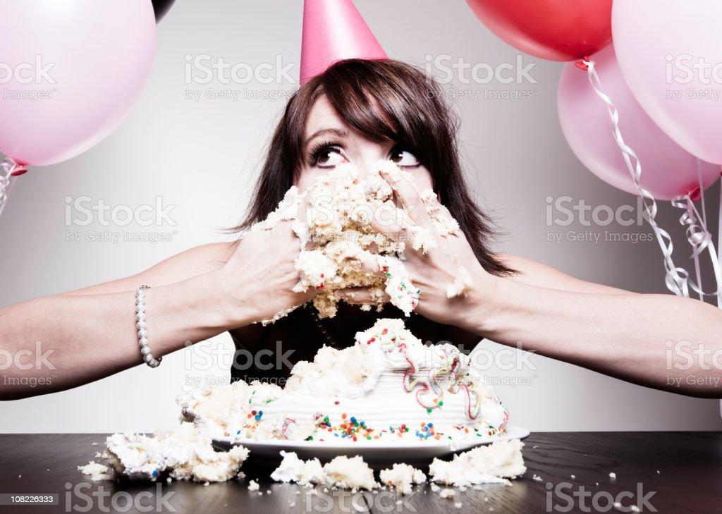 It's My Birthday! royalty-free stock photo